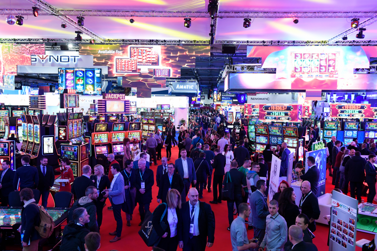 Connecting the Global Gaming Industry