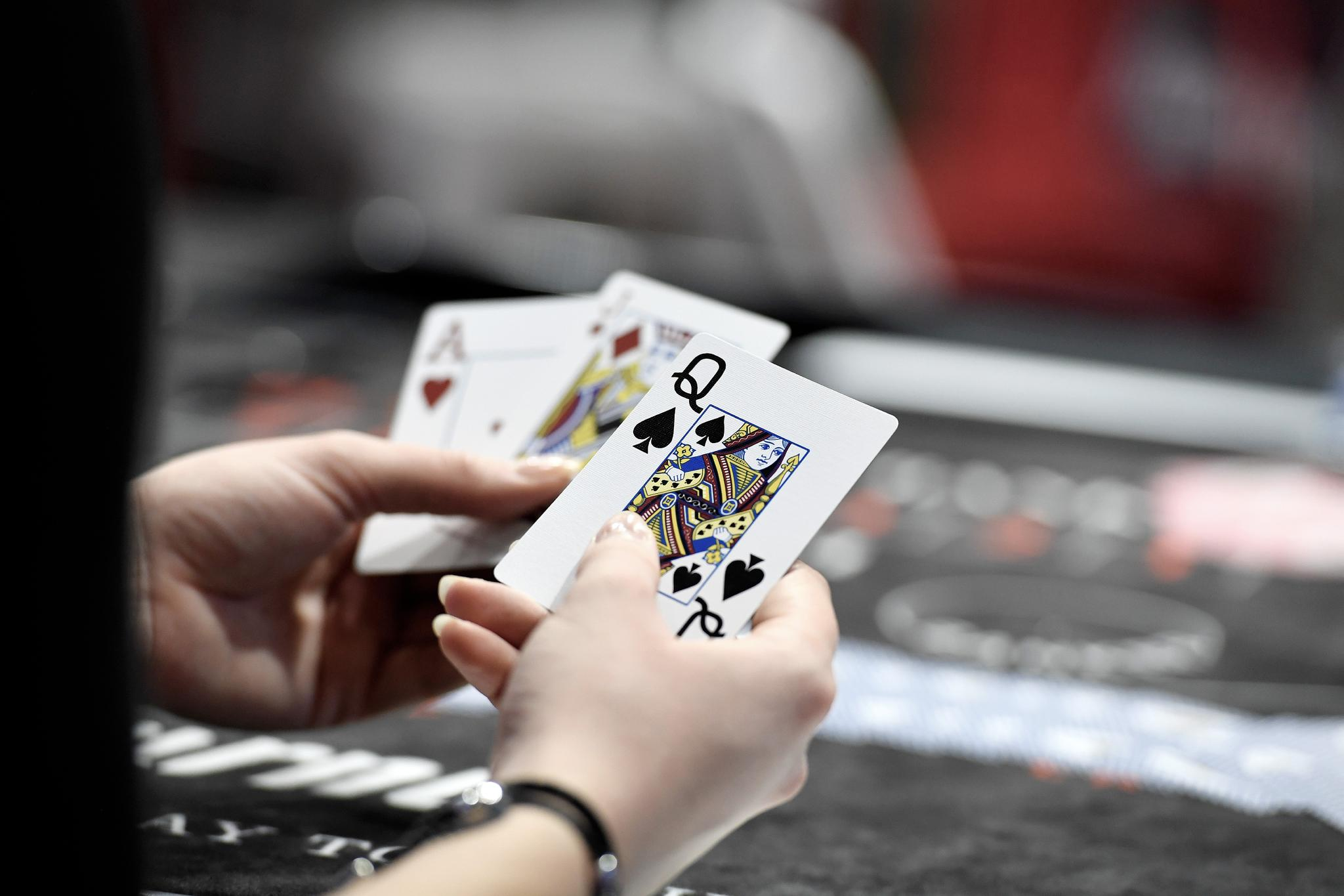 Pop-up talks on Responsible Gambling